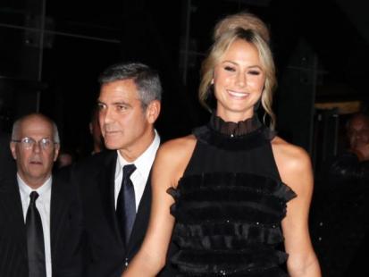 George Clooney - Moja dziewczyna się rozbiera