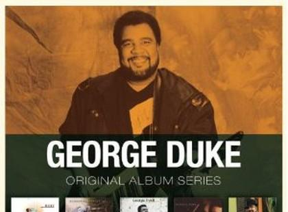 "George Duke ""Original Album Series"""