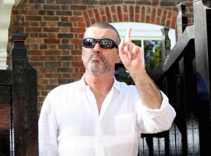George Michael - Kryzys zażegnany!