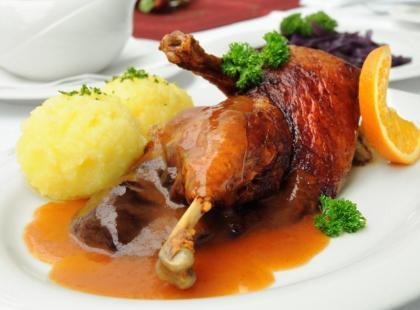 Gęsina – zapomnianie mięso warte uwagi