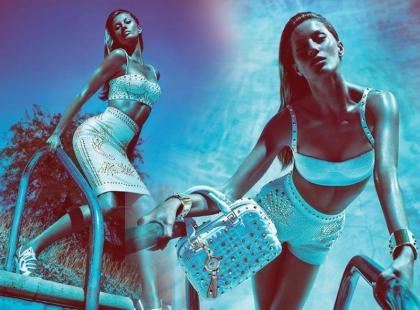 Gisele Bundchen w nowej kampanii Versace