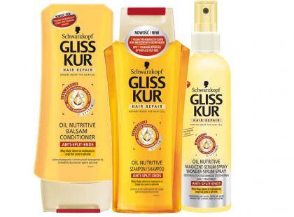 Gliss Kur Oil Nutritive