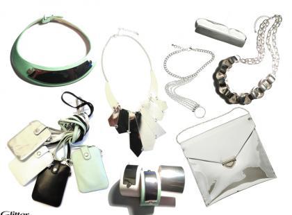 Glitter Maximised Minimalism - kolekcja biżuterii