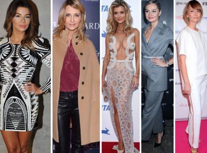 Głosujemy! Najlepiej ubraną Polką 2015 zostaje...?