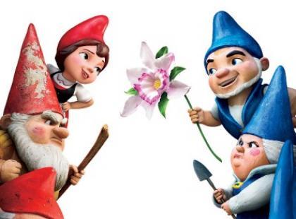 Gnomeo i Julia (reż. Kelly Asbury)