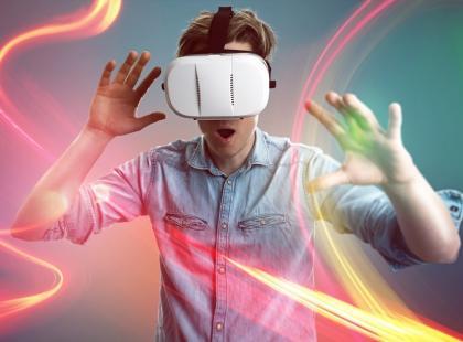 Gogle do wirtualnej rzeczywistości mogą wywoływać opryszczkę oczną!