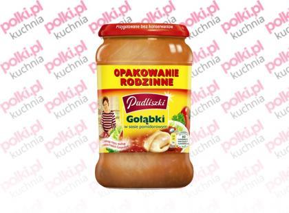 Gołąbki w sosie pomidorowym od Pudliszek