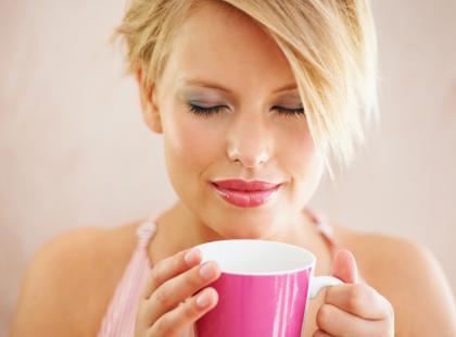 Gorąca herbata... na letnie orzeźwienie!