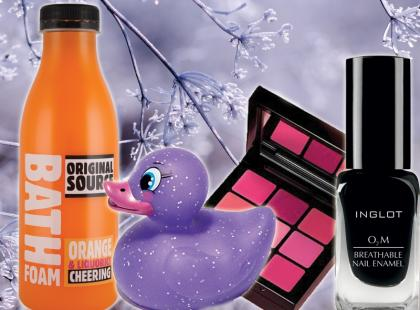 Gorące nowości kosmetyczne na styczeń