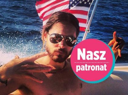 Gorący Jared Leto zagrał w nowym filmie!