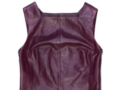 Gorący jesienny trend - skórzane ubrania