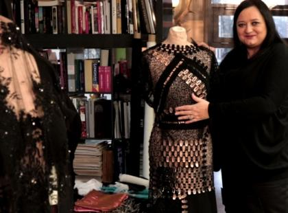 Gosia Baczyńska – jak przygotowuje się do Fashion Week w Paryżu?
