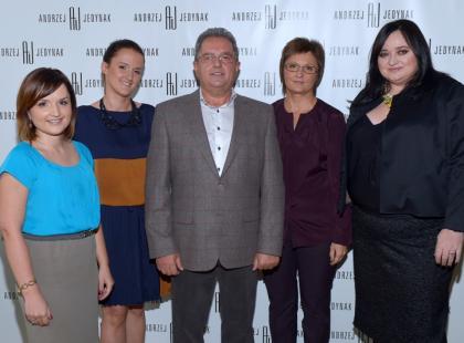 Gosia Baczyńska projektuje dla marki Andrzej Jedynak