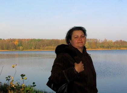 Joanna Moroch, autorka bloga margarytka.blogspot.com