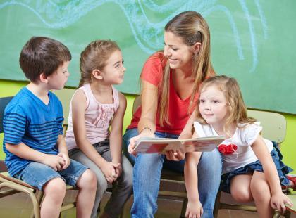 Gotowi na pierwszy raz w przedszkolu?