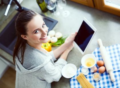 Gotujmy.pl - serwis, które wypada znać! (dla gotujących i tych, co się dopiero uczą)