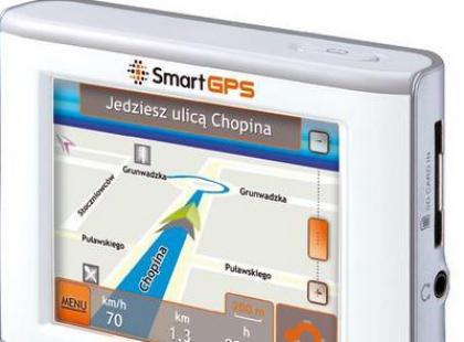GPS - przydatny kobiecy gadżet