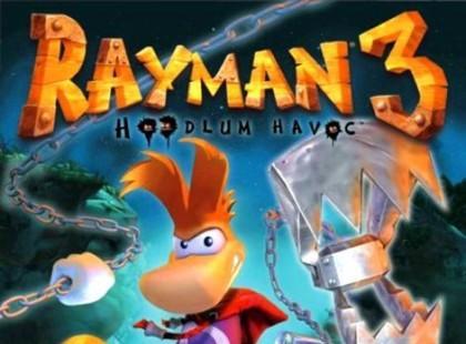 Gra do zdobycia (3) - Rayman 3: Hoodlum Havoc
