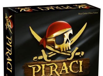 """Gra planszowa: """"PIRACI – karaibska flota"""""""