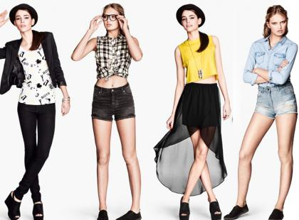 Graficzna ekspresja na lato od H&M