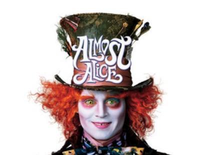 """Gratka dla wielbicieli """"Alicji w Krainie Czarów"""" Tima Burtona"""