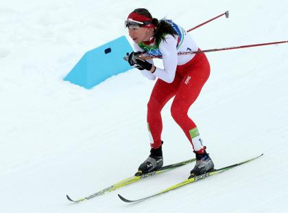 Gratulacje dla Justyny Kowalczyk - najlepsza w Korei! I po raz 50. w Pucharze Świata! Polka pokazała klasę