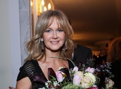 Grażyna Torbicka Kobietą Glamour 2009