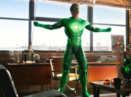 Green Lantern (reż. Martin Campbell)