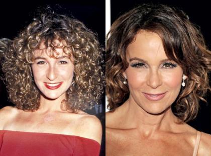 Grey, Kidman, Rourke, Aniston - Bardziej twarzowo...