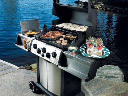 Grill - 10 najlepszych urządzeń do grillowania