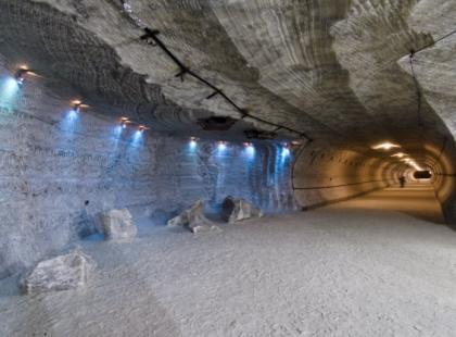 Grota solna – jaskinia dla zdrowia w centrum miasta