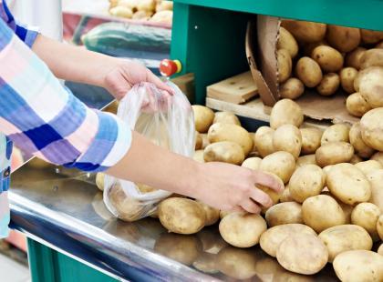 Groźna bakteria w młodych ziemniakach z Egiptu. Ministerstwo ostrzega i wprowadza zakaz