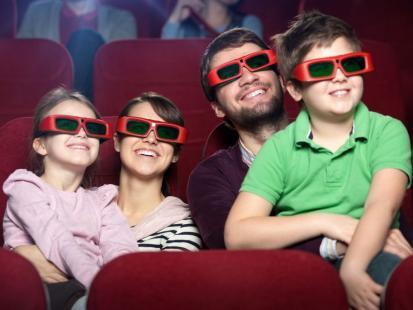 Grudniowe poranki z dziećmi w kinie