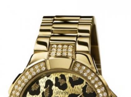 Guess Watches zdradza swoją dziką naturę