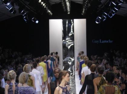 Guy Laroche - kolekcja wiosna/lato 2011