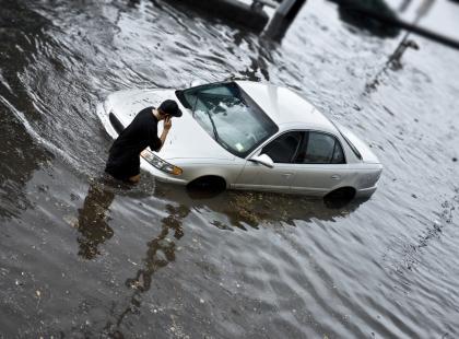 Gwałtowne burze, podtopienia i ewakuacja harcerzy. Grozi nam powódź?