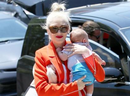 Gwen Stefani pokazała ślicznego synka. Maluch rośnie jak na drożdżach