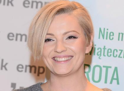 Gwiazda TVN potwierdziła, że jest w ciąży? Zobacz, jak odniosła się do tej informacji 36-letnia Dorota Szelągowska