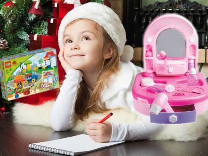 Gwiazdkowe prezenty dla dziecka do 100 zł