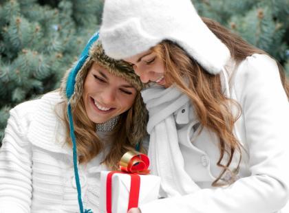 Gwiazdkowe prezenty dla młodszej siostry