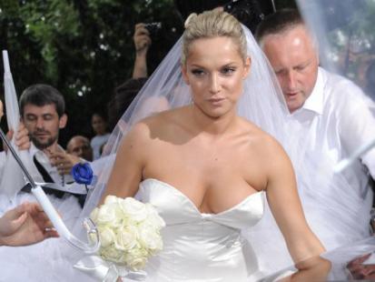 Gwiazdorskie śluby