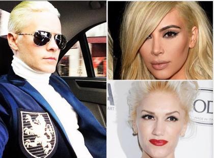 Gwiazdozbiór: Gwiazdy w bardzo modnym, platynowym blondzie