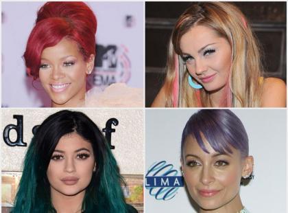 Gwiazdozbiór: Wow! Co te gwiazdy zrobiły ze swoimi włosami?