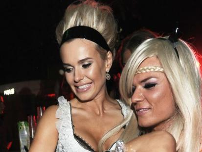 Gwiazdy bawią się na urodzinach MTV