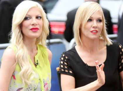 Gwiazdy Beverly Hills 90210 prawie 25 lat po premierze pierwszego odcinka