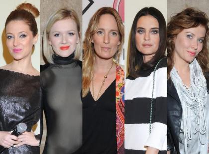 Gwiazdy brylowały na imprezie Fashion TV