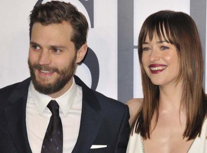 """Gwiazdy filmu """"50 twarzy Greya"""" żądają podwyżek"""