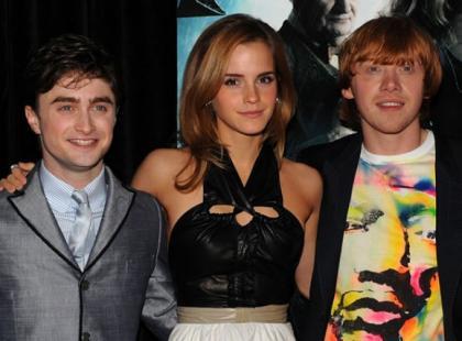 Gwiazdy Harry'ego Pottera: wczoraj i dziś