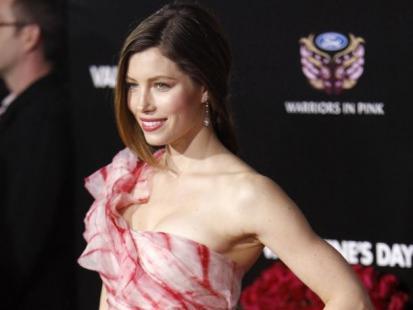 """Gwiazdy Hollywood na premierze """"Valentine's Day"""""""