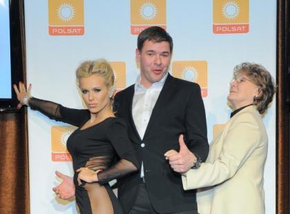 Gwiazdy i celebrytki na prezentacji nowej ramówki Polsatu